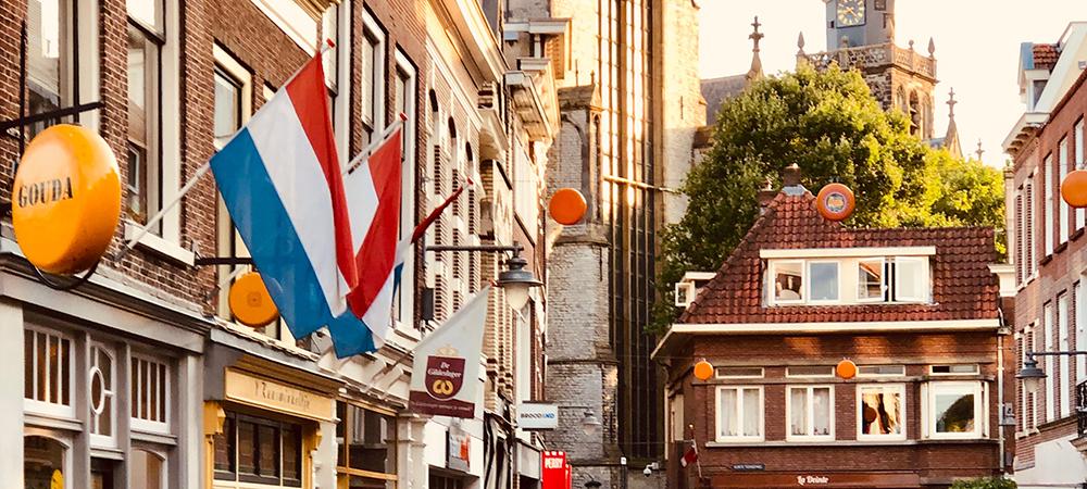 Hang in stijl jouw vlag uit - RVS Blog