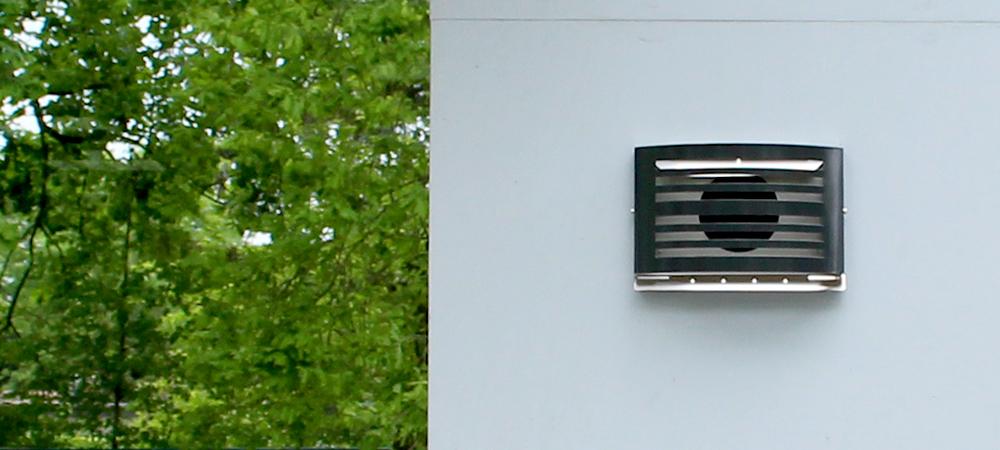 Zwarte ventilatieroosters - RVS Blog